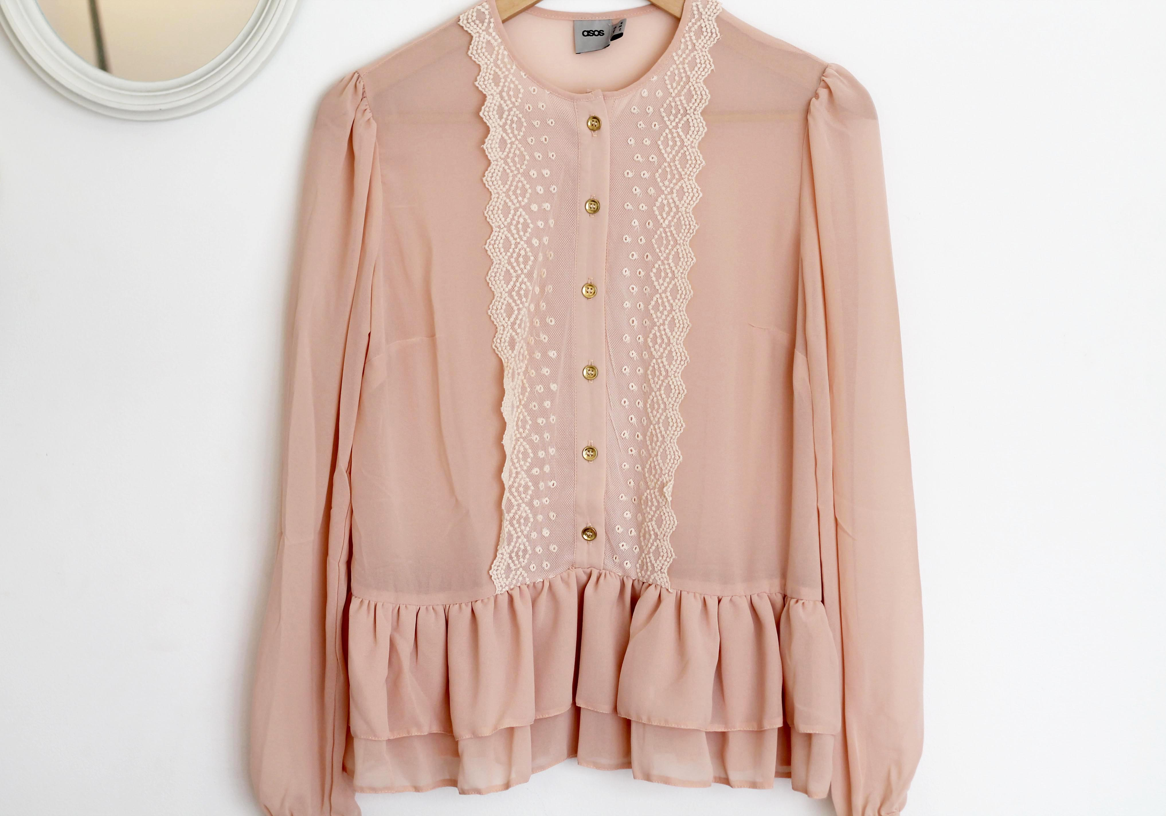blouse asos